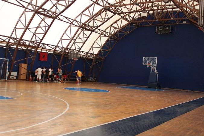 One of Kosovo leading Basketball Academies.