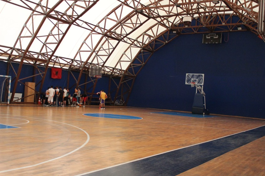 One of Kosovo leading Basketball Academies.