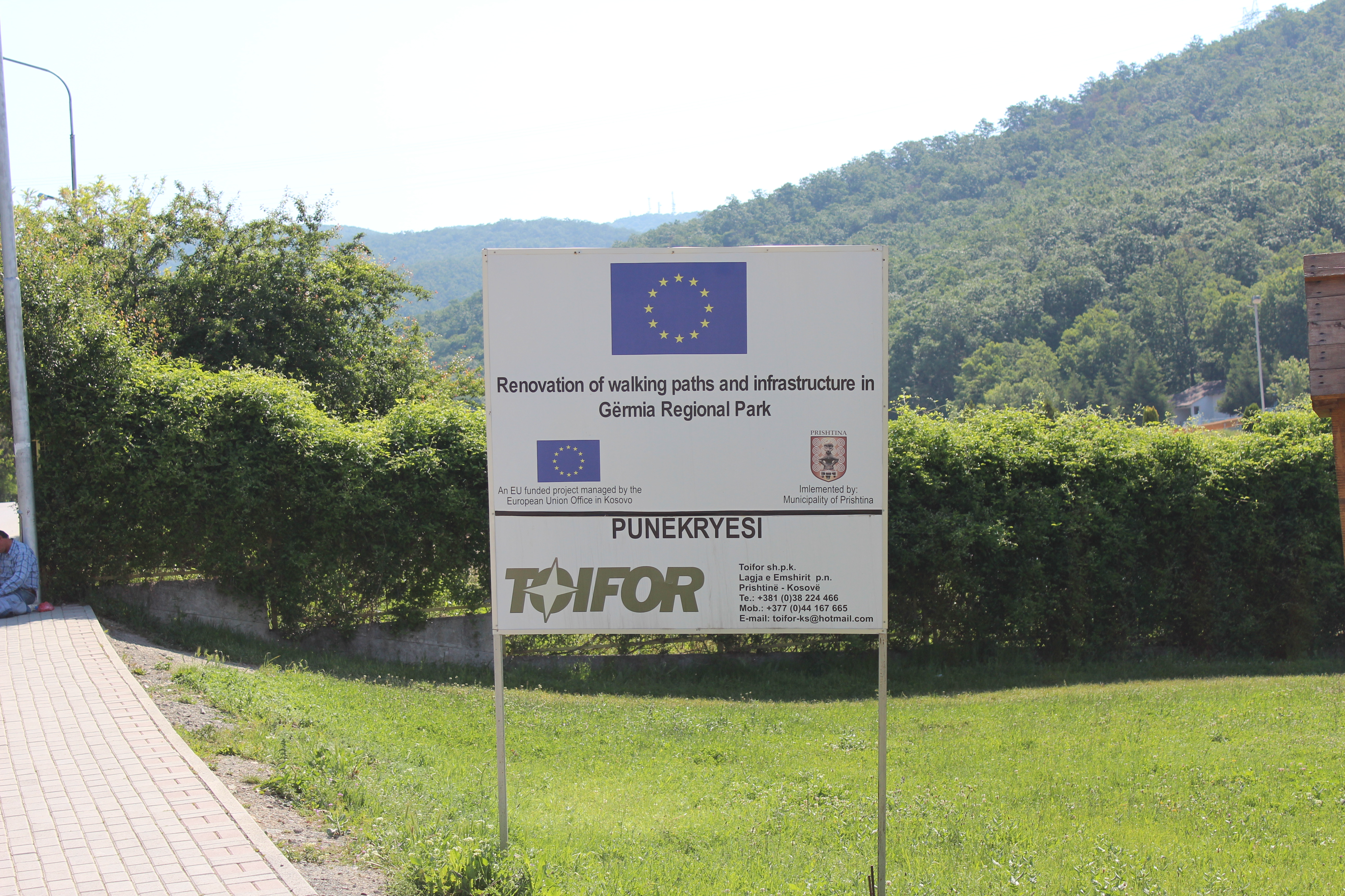 E.U. endorsed national park. Photos by: JFitts