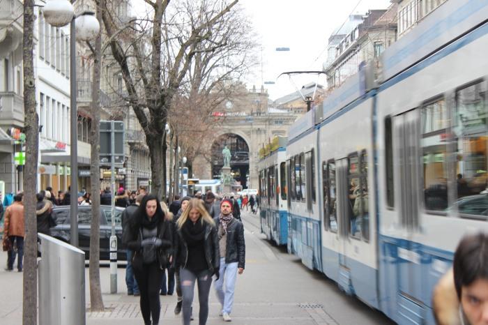 Zurich, Switzerland. late 2013