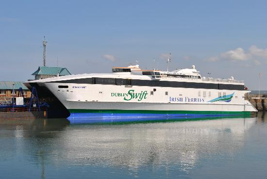 Irish Ferries. Copyright Controlled. 2015