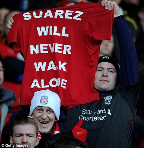Liverpool Futbol Fans. 2014